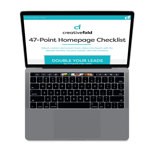 47-Point Homepage Checklist