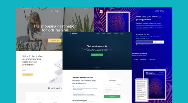 Landing-Page-Web-Forms